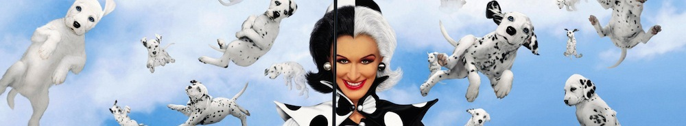 102 Dalmatians Movie Banner