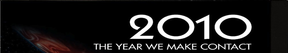 2010: The Year We Make Contact Movie Banner