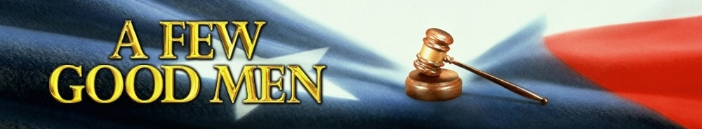 A Few Good Men Movie Banner