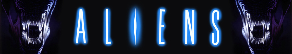 Aliens Movie Banner
