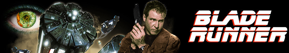 Blade Runner Movie Banner