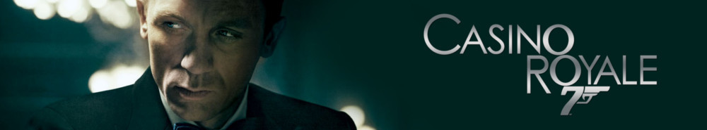 Casino Royale Movie Banner