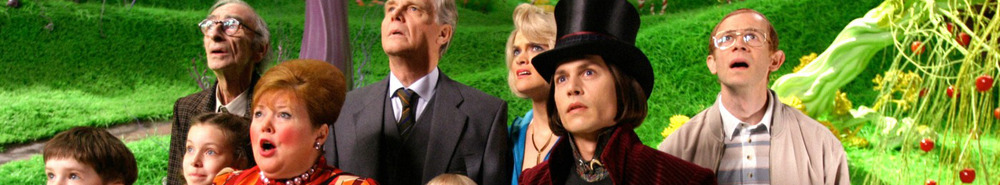 Charlie and the Chocolate Factory Movie Banner