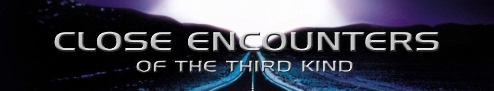 Close Encounters of the Third Kind Movie Banner