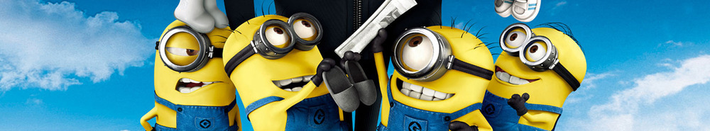 Despicable Me Movie Banner