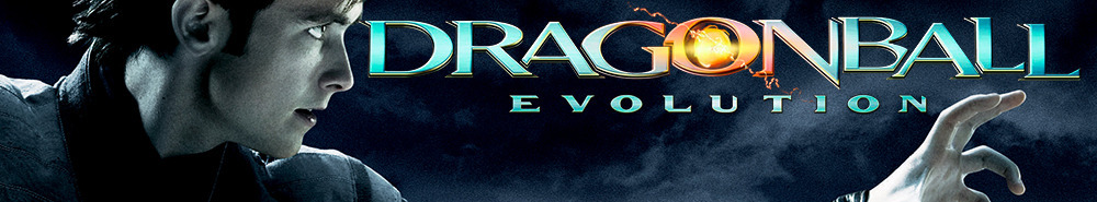 Dragonball Evolution Movie Banner