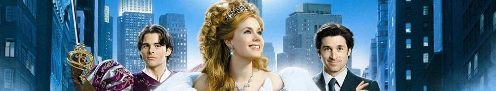 Enchanted Movie Banner