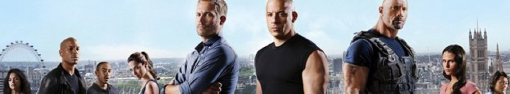 Fast & Furious 6 Movie Banner
