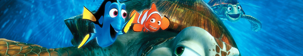 Finding Nemo Movie Banner