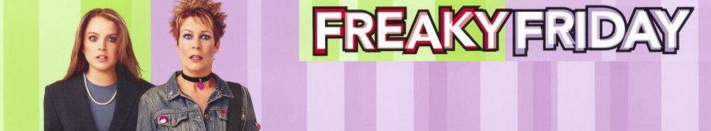 Freaky Friday Movie Banner