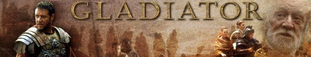 Gladiator Movie Banner