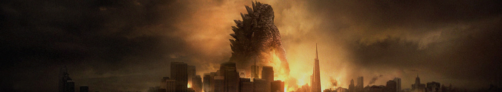 Godzilla Movie Banner