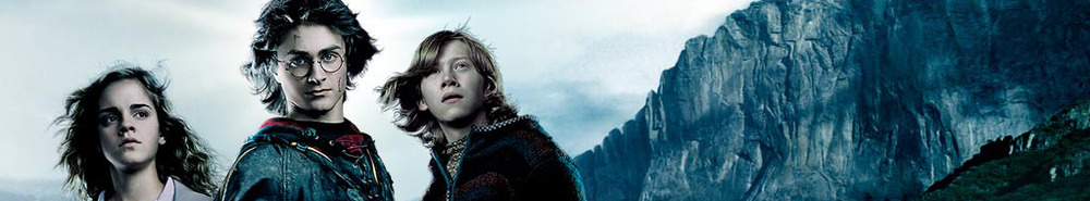 Harry Potter and the Goblet of Fire Movie Banner
