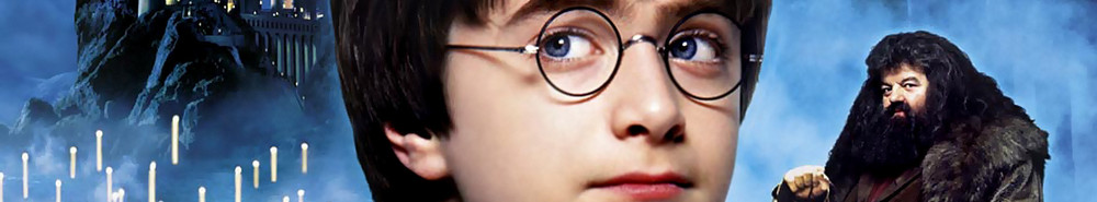 Harry Potter and the Sorcerer's Stone Movie Banner