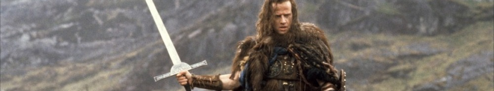 Highlander Movie Banner
