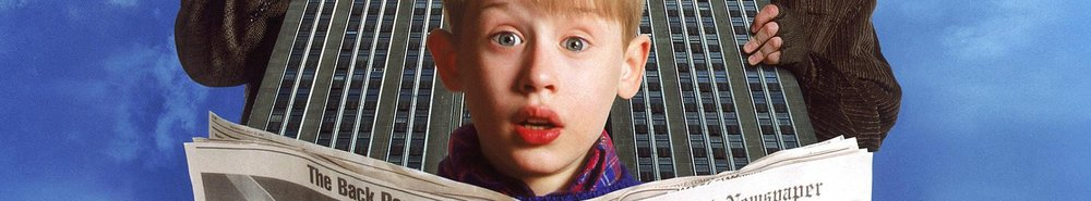 Home Alone 2: Lost in New York Movie Banner