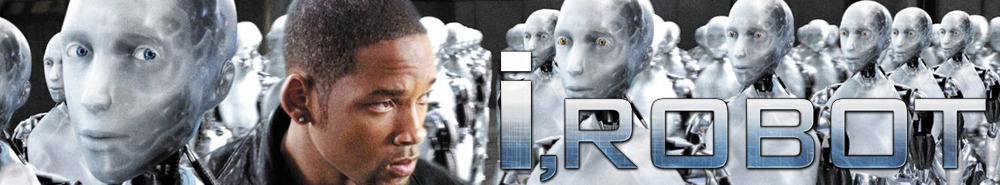 I, Robot Movie Banner