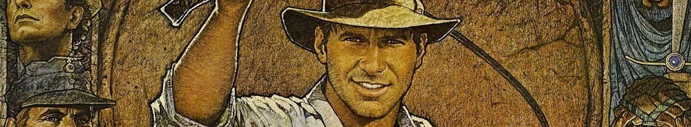 Indiana Jones and the Raiders of the Lost Ark Movie Banner