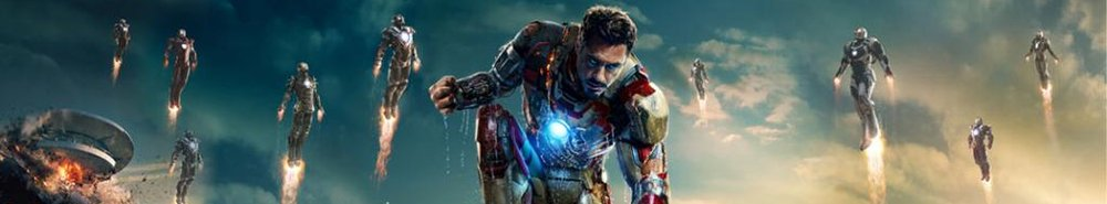 Iron Man 3 Movie Banner