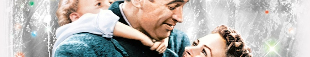 It's a Wonderful Life Movie Banner