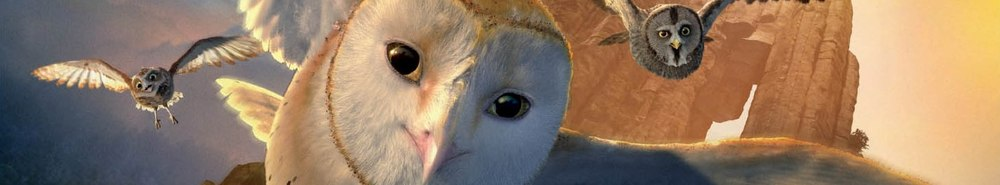Legend of the Guardians: The Owls of Ga'Hoole Movie Banner