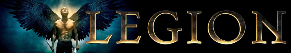 Legion Movie Banner