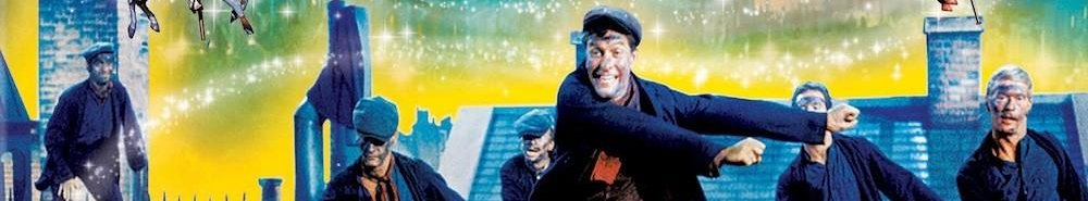 Mary Poppins Movie Banner