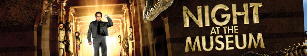 Night at the Museum Movie Banner