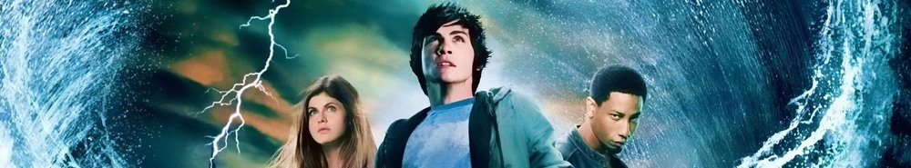 Percy Jackson & the Olympians: The Lightning Thief Movie Banner
