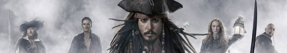 Pirates of the Caribbean: At World's End Movie Banner