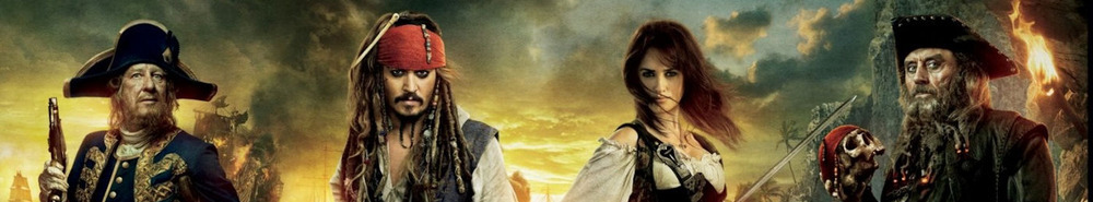 Pirates of the Caribbean: On Stranger Tides Movie Banner