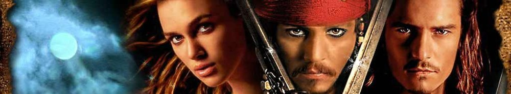 Pirates of the Caribbean: The Curse of the Black Pearl Movie Banner