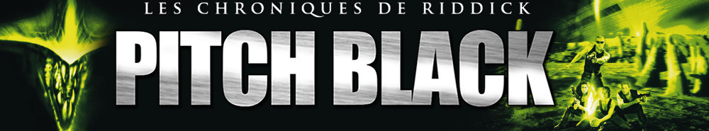 Pitch Black Movie Banner