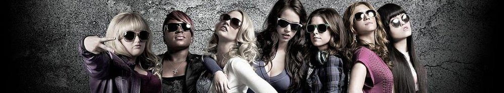 Pitch Perfect Movie Banner