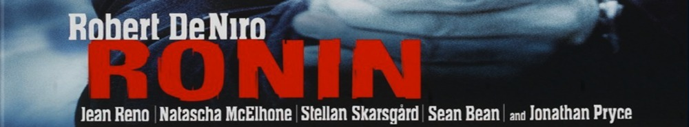 Ronin Movie Banner