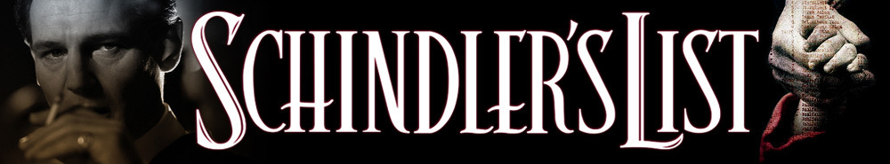 Schindler's List Movie Banner