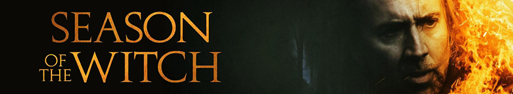 Season of the Witch Movie Banner