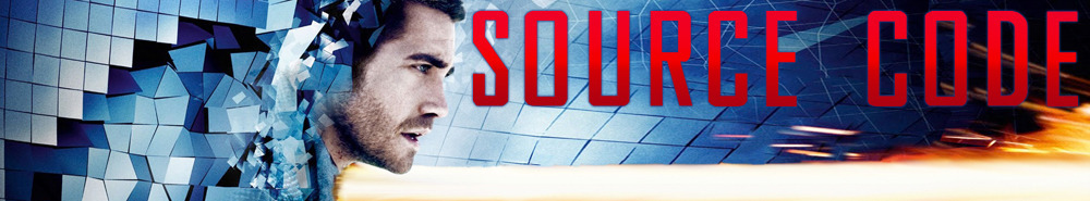 Source Code Movie Banner