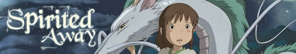 Spirited Away Movie Banner