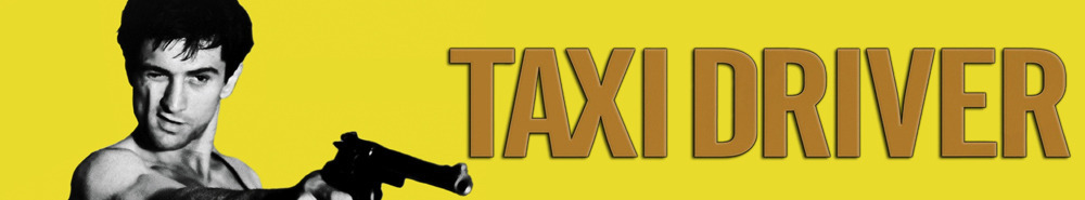 Taxi Driver Movie Banner