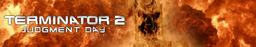 Terminator 2: Judgment Day Movie Banner