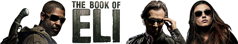 The Book of Eli Movie Banner