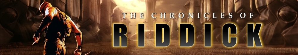 The Chronicles of Riddick Movie Banner