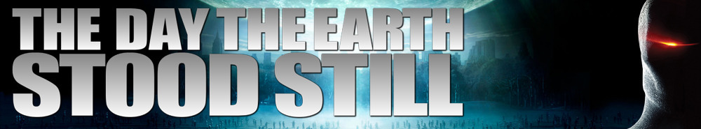 The Day the Earth Stood Still Movie Banner