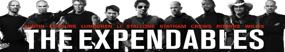 The Expendables Movie Banner