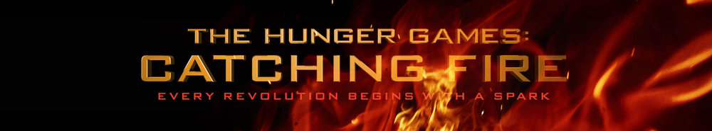 The Hunger Games: Catching Fire Movie Banner