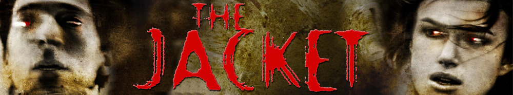 The Jacket Movie Banner