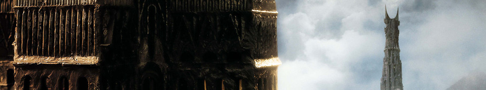 The Lord of the Rings: The Two Towers Movie Banner