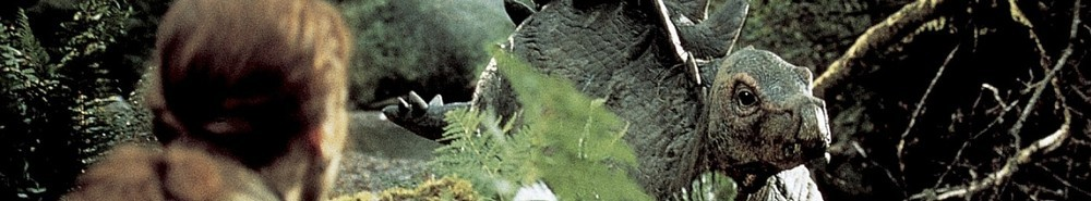 Jurassic Park: The Lost World Movie Banner