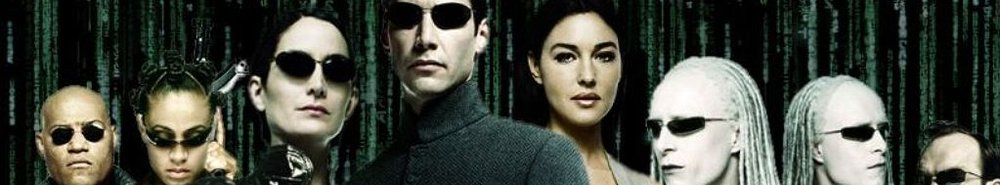 The Matrix Reloaded Movie Banner